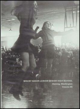 Explore 1974 Mt. Baker High School Yearbook, Deming WA ...