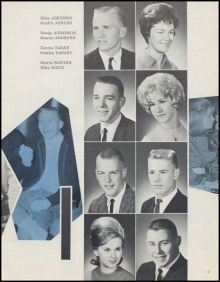 Explore 1964 Mt. Baker High School Yearbook, Deming WA ...
