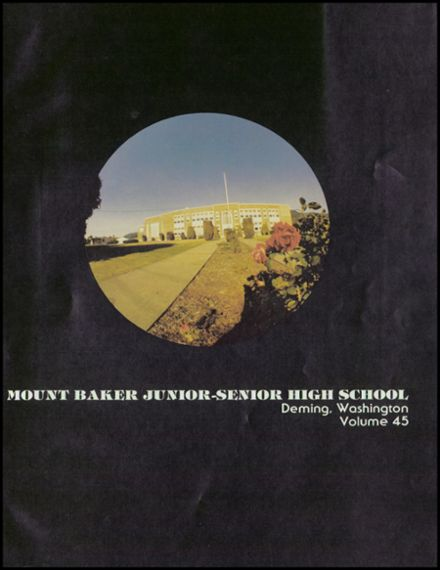 Explore 1975 Mt. Baker High School Yearbook, Deming WA ...