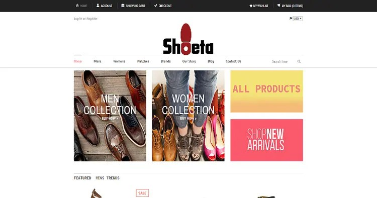 Shoeta Shoes Organized Inventory With SkuVault
