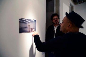 René Sultra e Maria Barthélémy - U 06, manège: 10 points de vue, 2002 - Cópia digital impressa sobre papel fotográfico - 24 x 32 cm (cada) - Foto Gilson Camargo