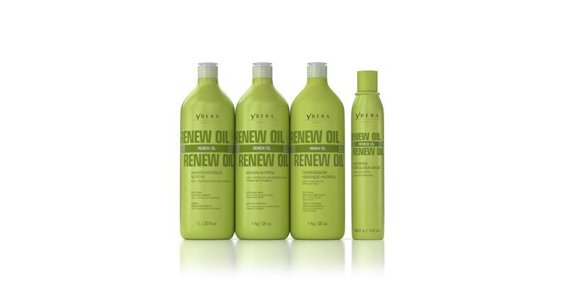Ybera Paris - Renew Oil - Profissional - Todos