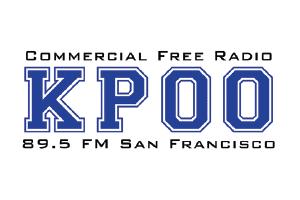 Commercial Free Radio KPOO 89.5 San Francisco
