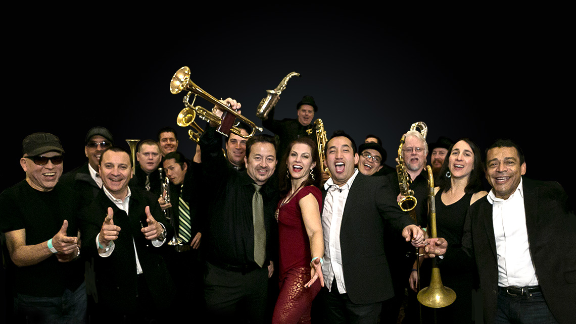 Photo of Pacific Mambo Orchestra