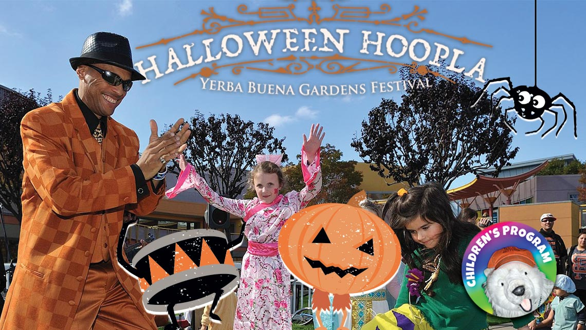 Photo of Unique Derique at Halloween Hoopla