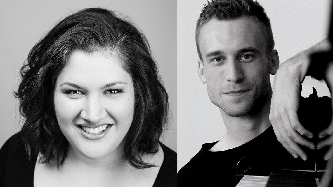 Photo of Jenny Lind Scholarship Sara Swietlicki and Markus Kvint