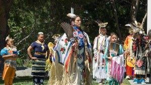 Photo of Native Contemporary Arts Dancer