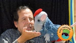 Photo of Joe Leon and the Caterpillar Puppets