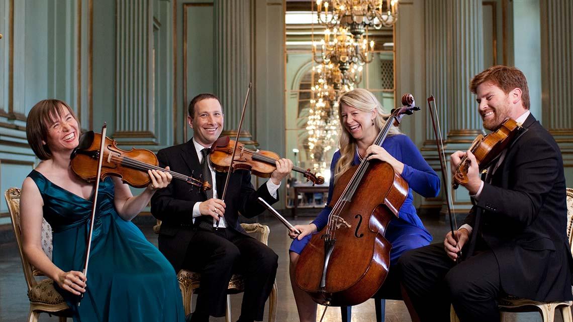 Photo of Cypress String Quartet