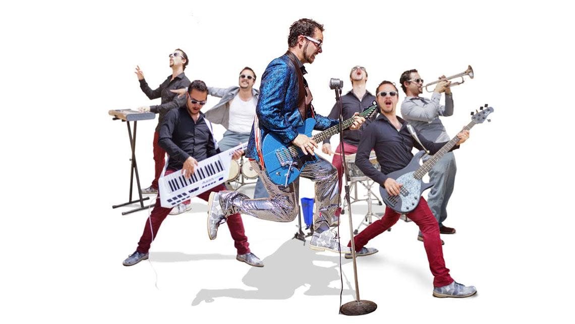 Camilo y los Robot Ninjas | Official site of Yerba Buena