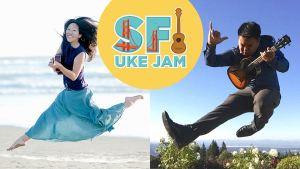 Photo of SF Uke Jam