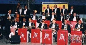 Photo of David Hardiman's San Francisco All Star Big Band