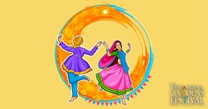Illustration of two people dancing