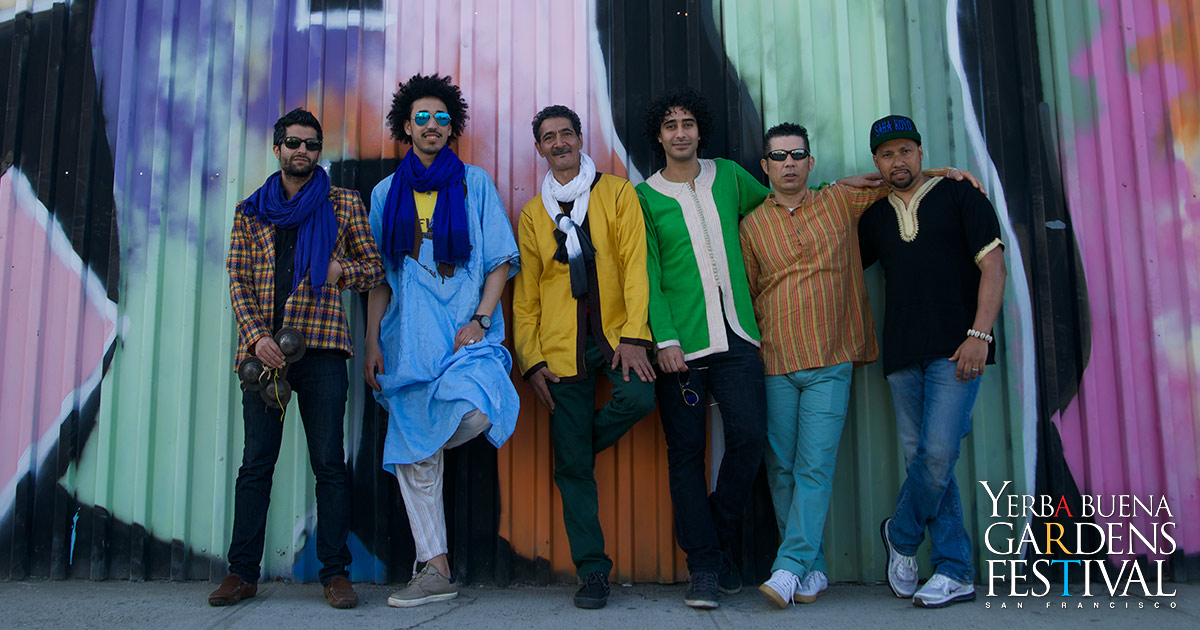 Photo of music group Innov Gnawa