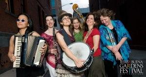 Photo of music group Isle of Klezbos