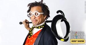 Photo of clown Unique Derique by Eric Carmichael