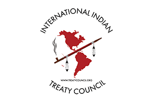 International Indian Treaty Council logo