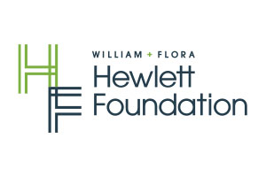 William + Flora Hewlett Foundation
