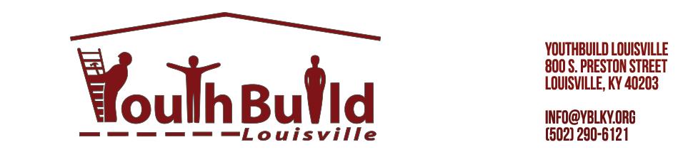 YouthBuild Louisville Logo