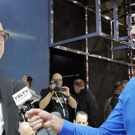 Michael Zeyn, Head of Development Operating Concepts at Audi AG speaks with YBLTV Contributing Reporter, Kyle Love at CES 2016.