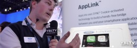 Casey Feldman, Product Designer & UI Engineer at Ford Motor Company spoke with YBLTV Contributing Reporter, Kyle Love at CES 2016