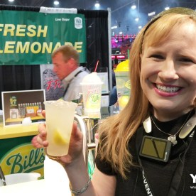 "Bill's ""World Famous"" Lemonade: Tart, Sweet & Profitable. YBLTV Anchor, Erika Blackwell."