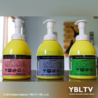 YBLTV Kayla Costanzo Review & Giveaway: Beessentials.