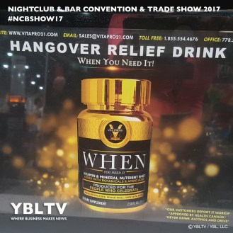 Nightclub & Bar Convention and Trade Show 2017. Photo Credit: YBLTV / YBL, LLC.