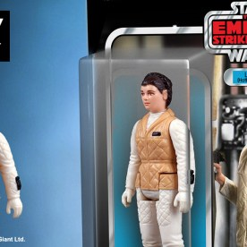 YBLTV Giveaway: Gentle Giant Ltd. / 3D Systems - Leia (Hoth Outfit) Jumbo Figure.