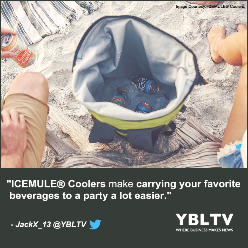 YBLTV Review by Jack X: ICEMULE® Coolers - The ICEMULE Pro™.