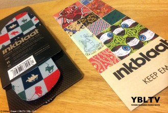 Inkblaat Insoles. YBLTV Review by William Fraser.