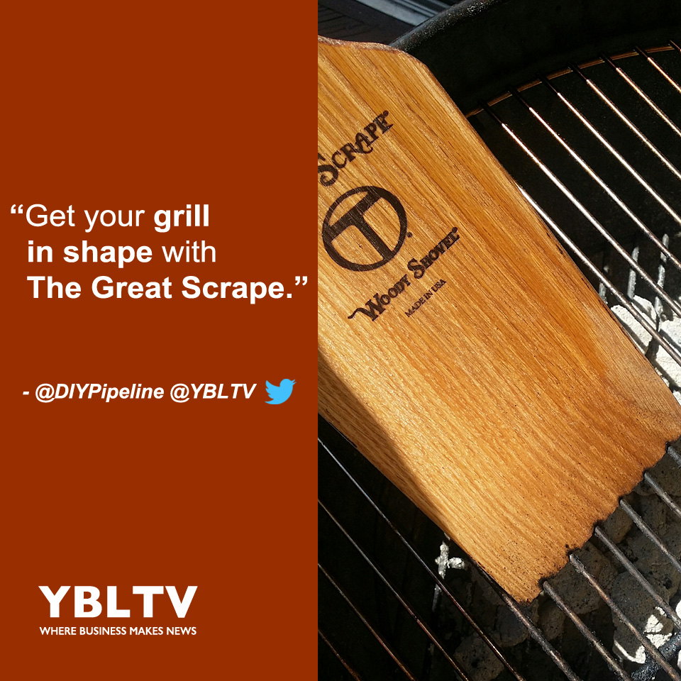 The Great Scrape Woody Shovel. YBLTV Review by DIY Pipeline.