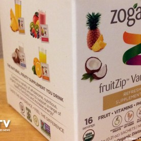 Zoganic - fruitZip™ Variety Pack Supplement. Review by YBLTV Writer / Reviewer, William Fraser.