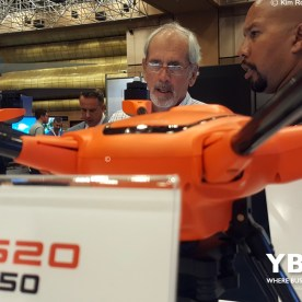YBLTV Meets Yuneec H520 at InterDrone 2017.