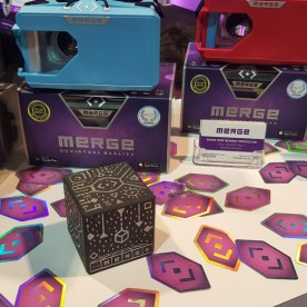 Merge Labs, Inc. at CES 2018.