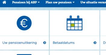 ABP website
