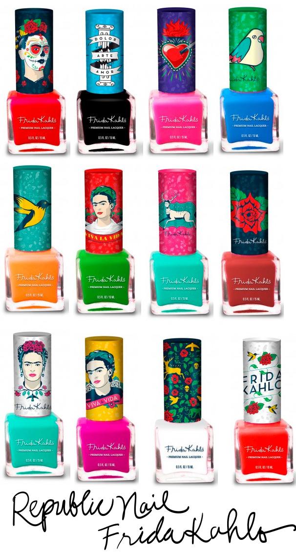 republic-nail-frida-kahlo-polishes