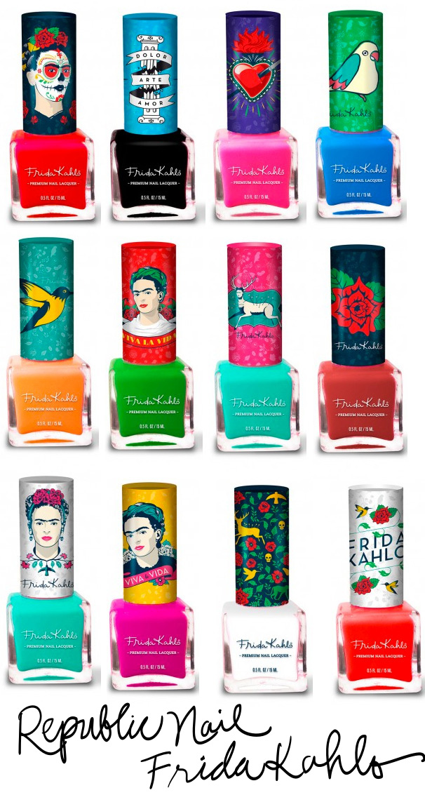 republic-nail-frida-kahlo-polishes