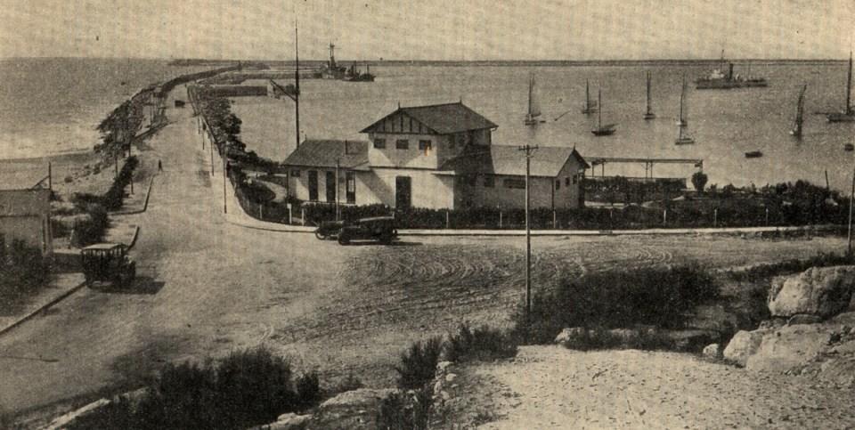 Mar del Plata  1925