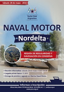 Naval Motor Mayo 2016