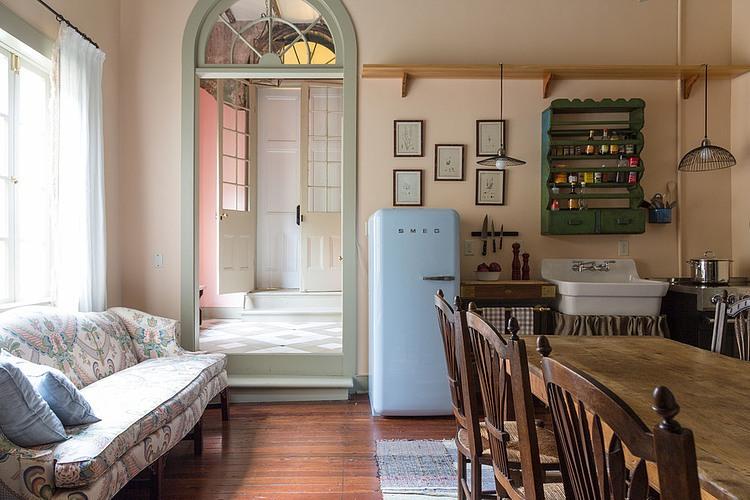 French Quarter Condo By Logan Killen Interiors Homeadore