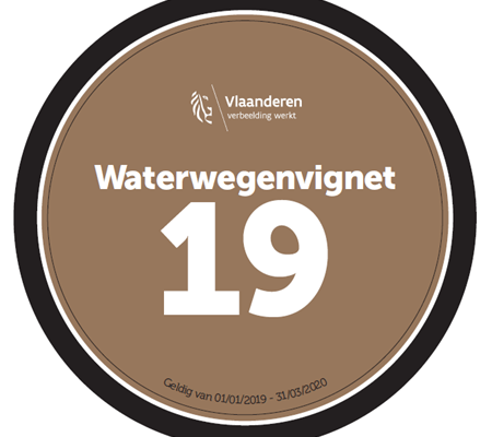 Waterwegenvignet 2019