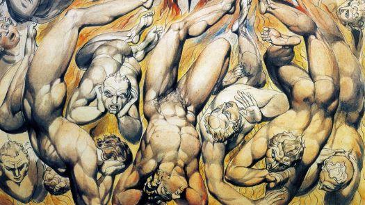 Blake's vision of Milton