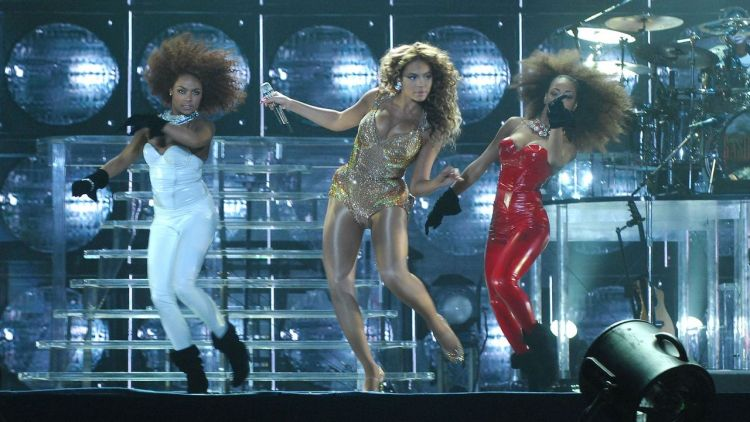 Beyoncé debuted her Sasha Fierce alter ego in 2008, which she says boosts her confidence and improves her performance (Credit: Alamy)