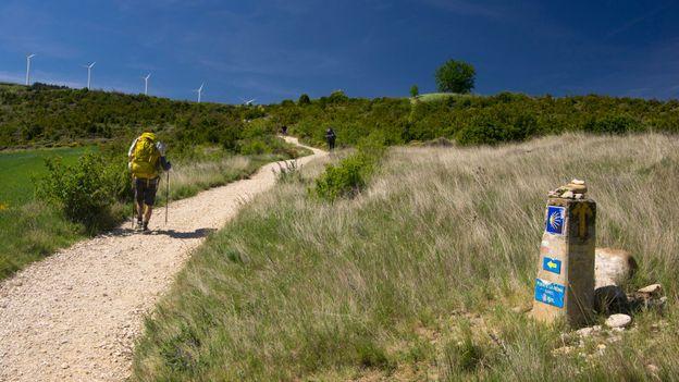 Spain's Camino de Santiago has soared in popularity in recent years (Credit: Credit: Inigo Fdz de Pinedo/Getty Images)