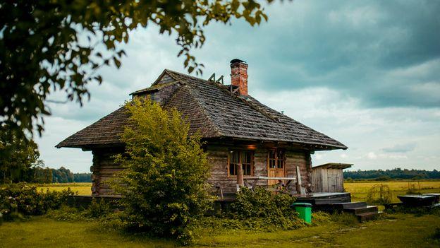 Национальный парк Соомаа в Эстонии