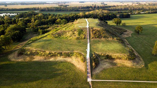 In 1050 AD, the Native American cosmopolis of Cahokia was bigger than Paris (Credit: Credit: MattGush/Getty Images)