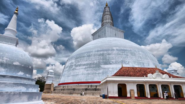 Sri Lanka's sacred city of Anuradhapura was the first established kingdom on the island (Credit: Credit: AnaG/Getty Images)