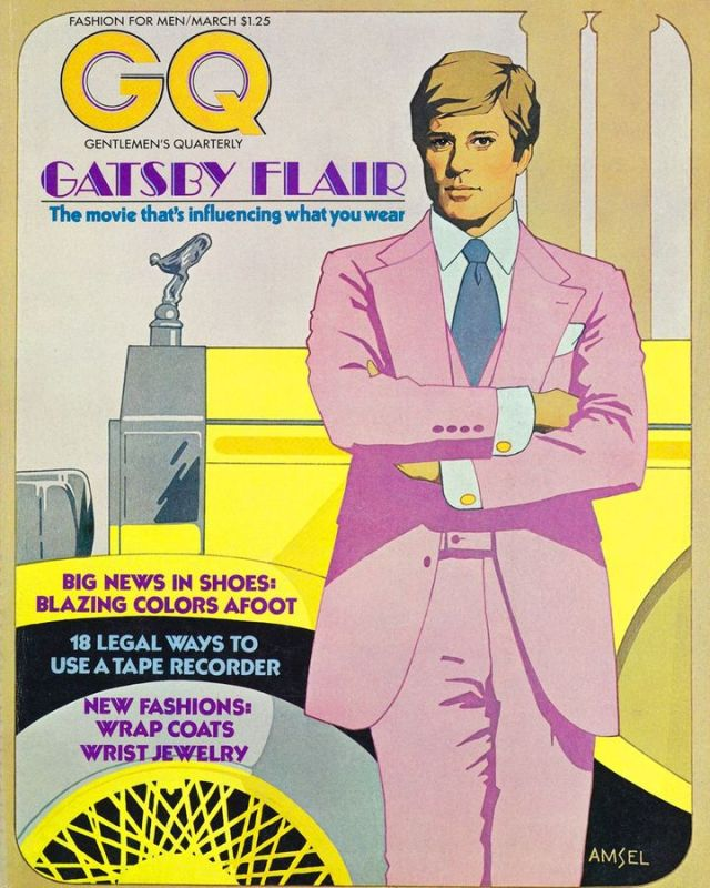 The novel has become a force in pop culture, helped by Hollywood; the term 'Gatsbyesque' emerged a few years after the 1974 film starring Robert Redford (Credit: Getty Images)
