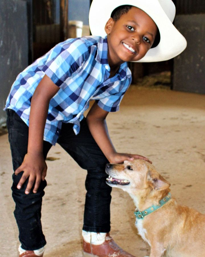 Taking care of horses is proven to have many positive effects on kids (Credit: Amy Bizzarri)